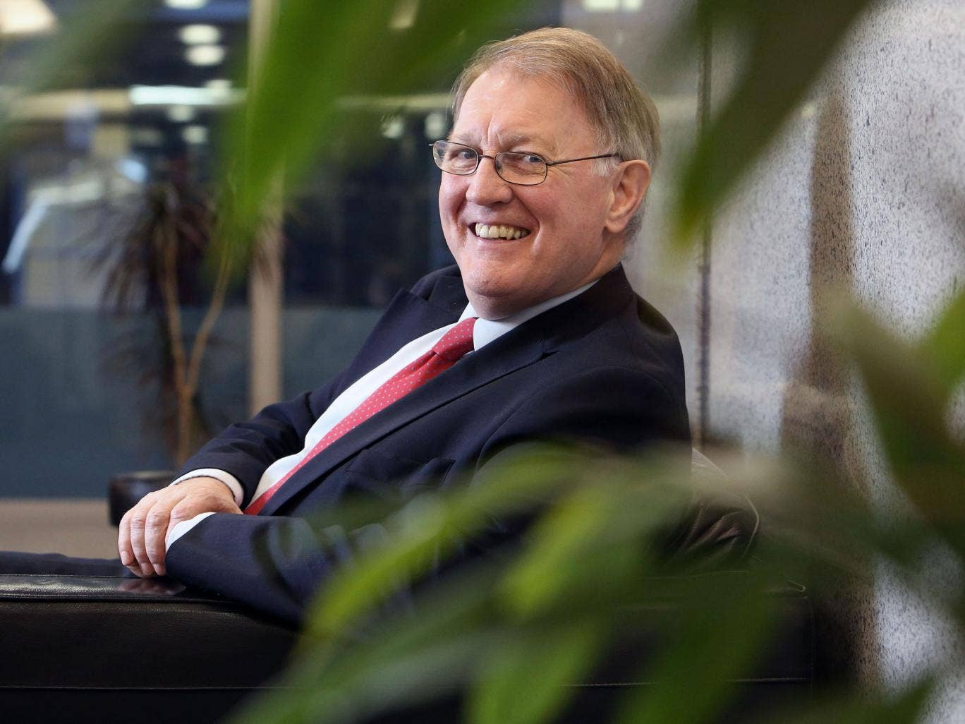 Sir Mike Richards is one of the most respected figures in the health sector