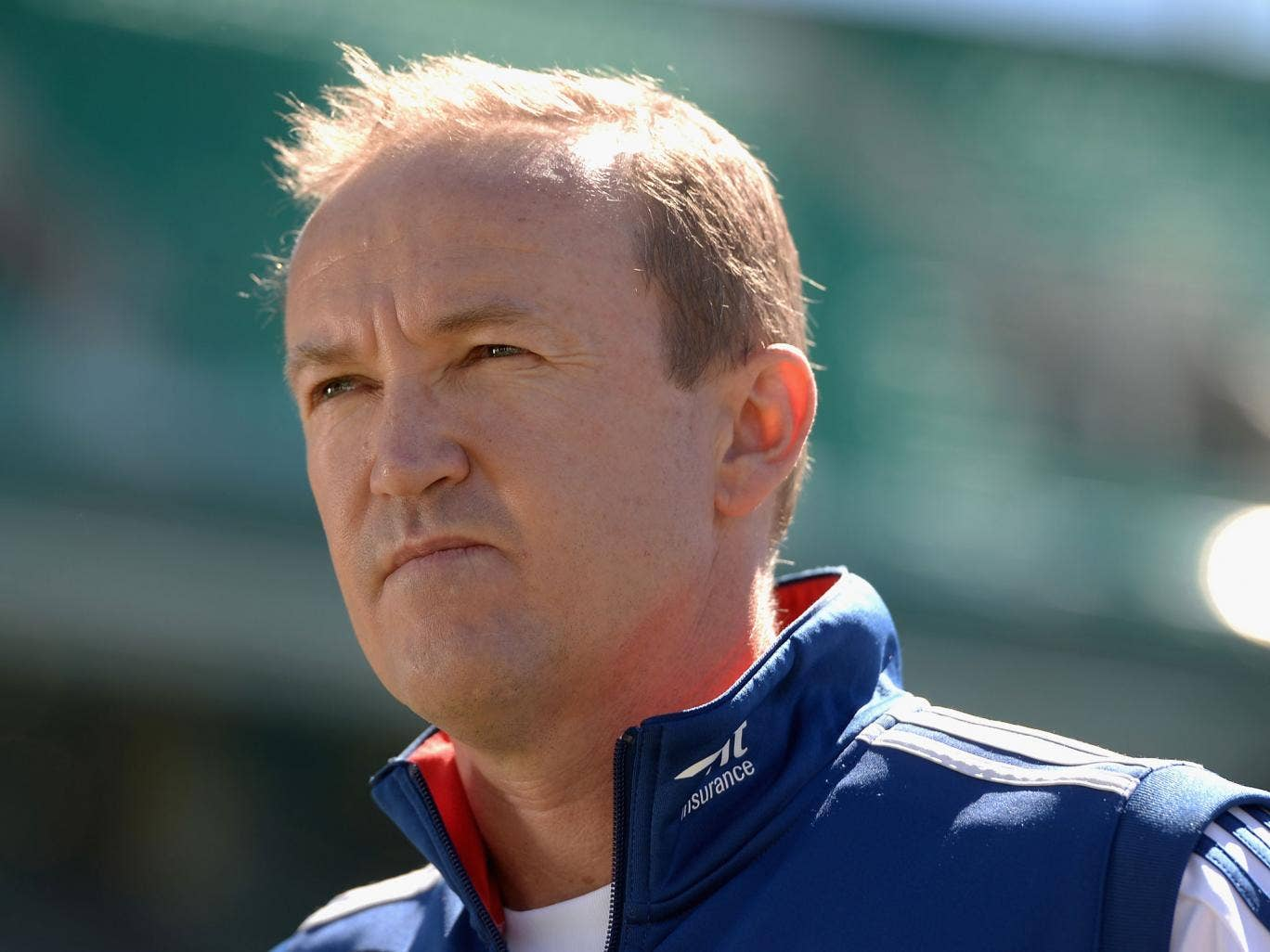 England coach Andy Flower will remain in his role as head coach after admitting he will be continuing with the backing of the ECB