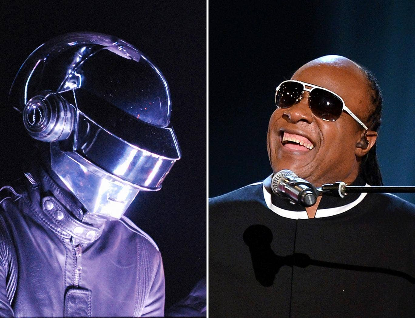Daft Punk and Steve Wonder are collaborating for a performance at the Grammy Awards on 26 January