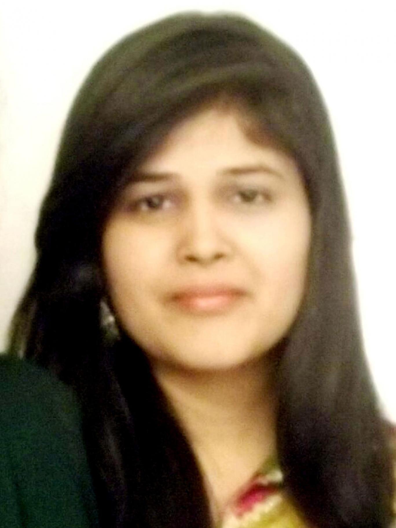 Nida Ul-Naseer who went missing nine days ago
