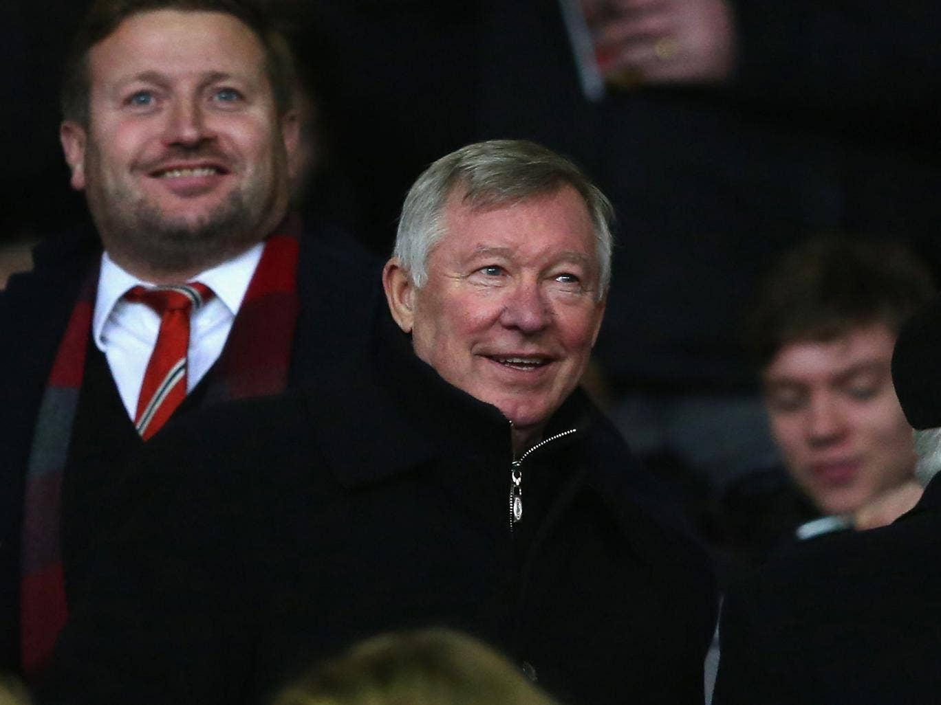 Sir Alex Ferguson was allowed to go over three years before he started to win trophies with United