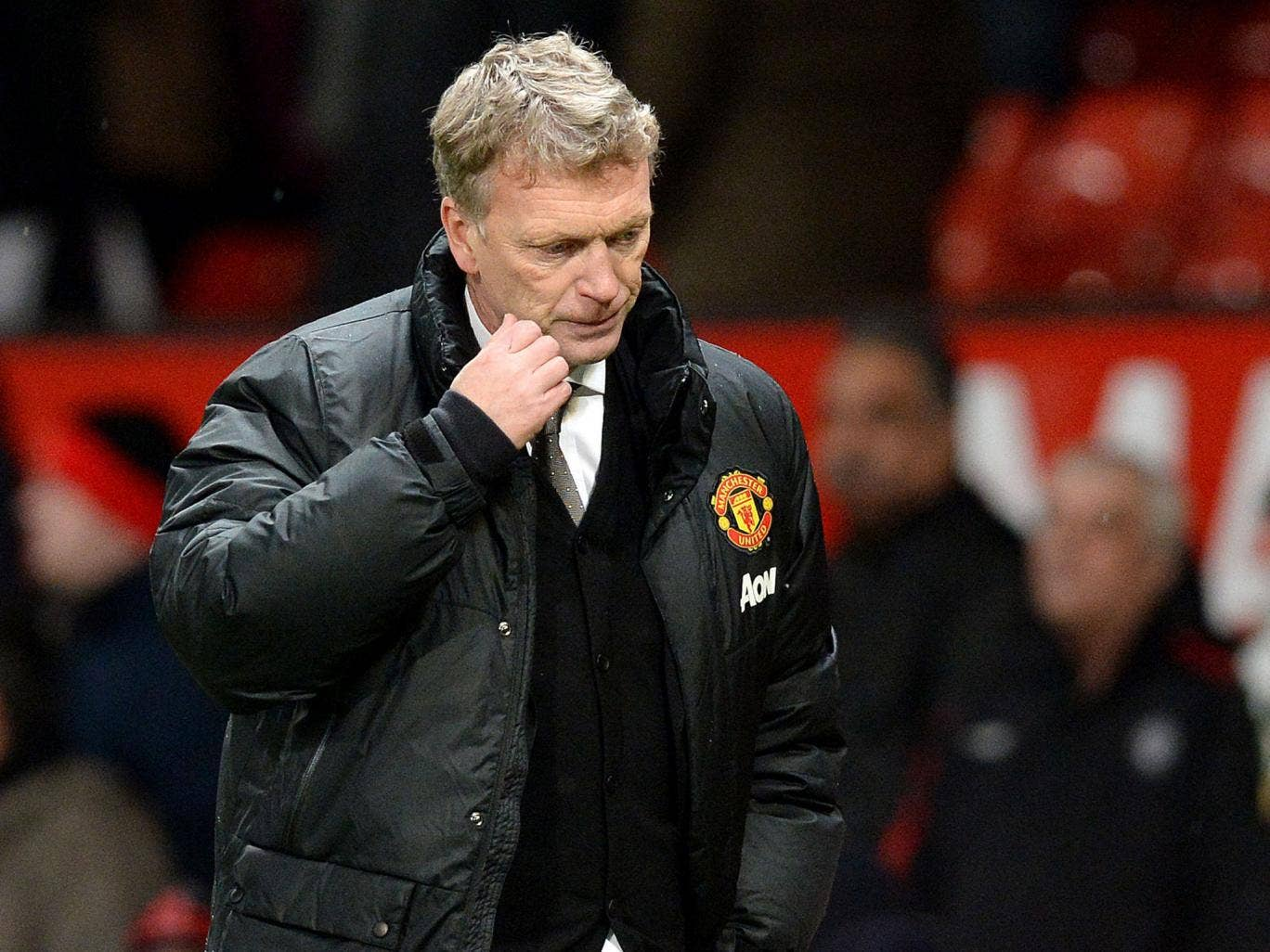 David Moyes says his team is in need of urgent overhaul