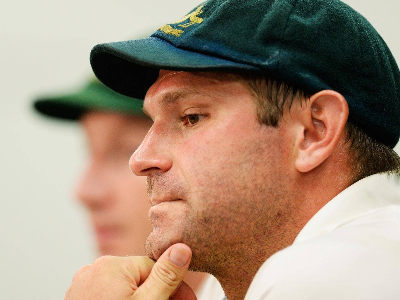 Ryan Harris elected not to have an operation on his knee in the middle of the Ashes campaign