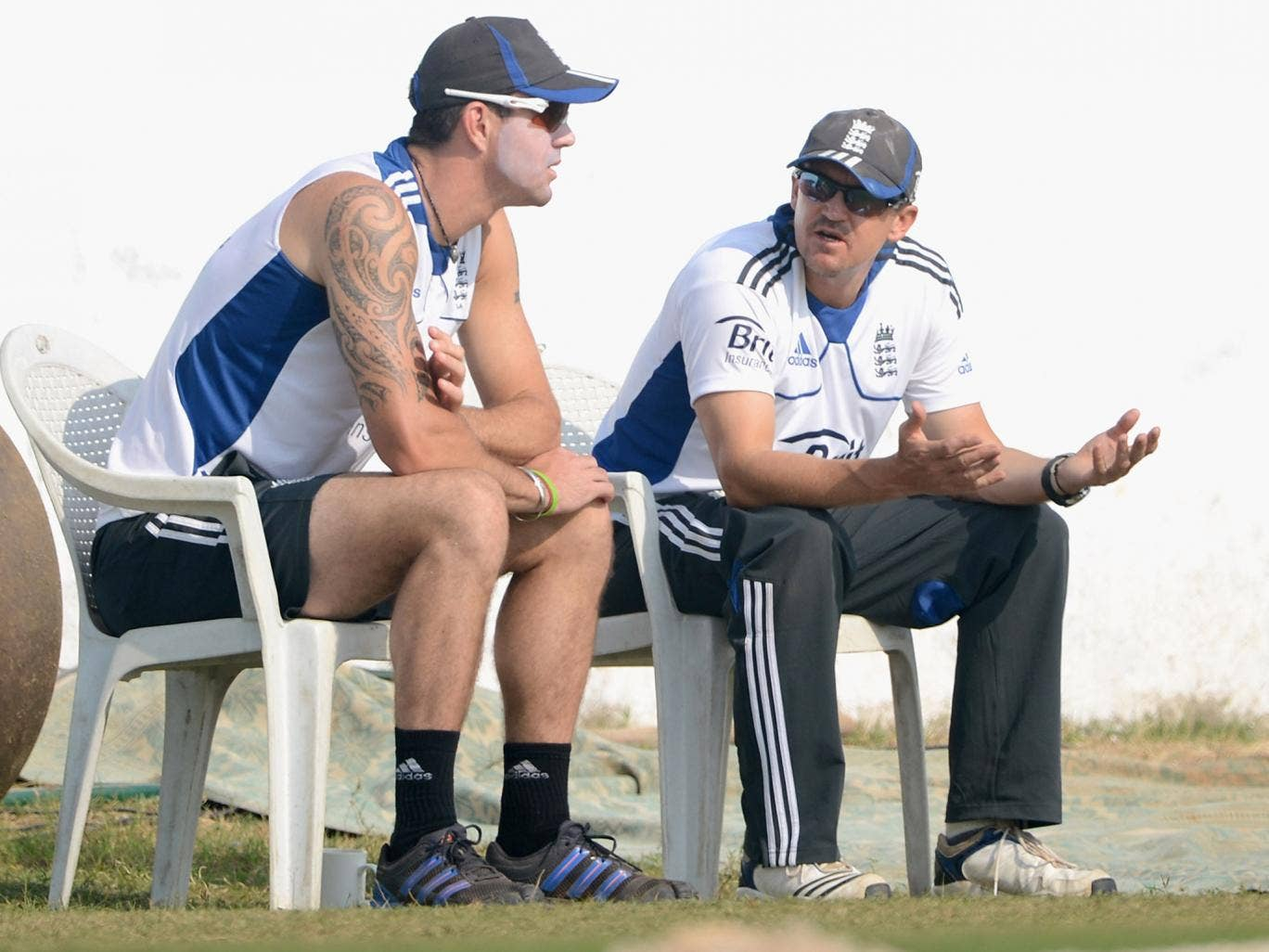 Kevin Pietersen's relationship with Andy Flower has often been strained