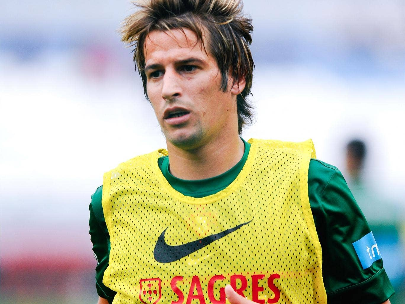 Fabio Coentrao has started only four games since United tried to sign him last summer