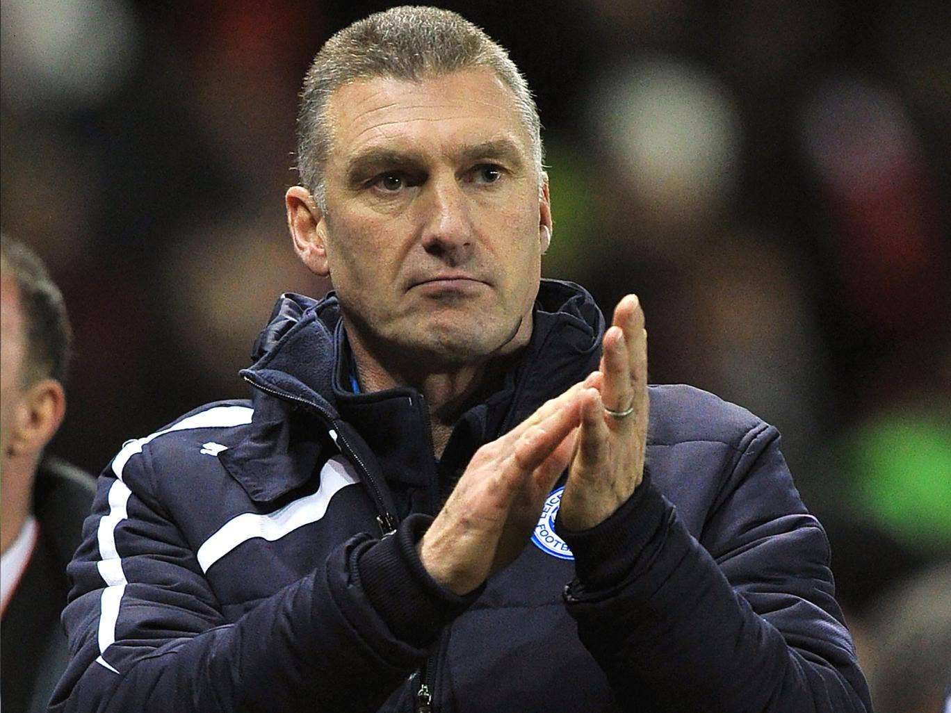 Nigel Pearson has been rewarded for a more positive approach with Leicester topping the Championship