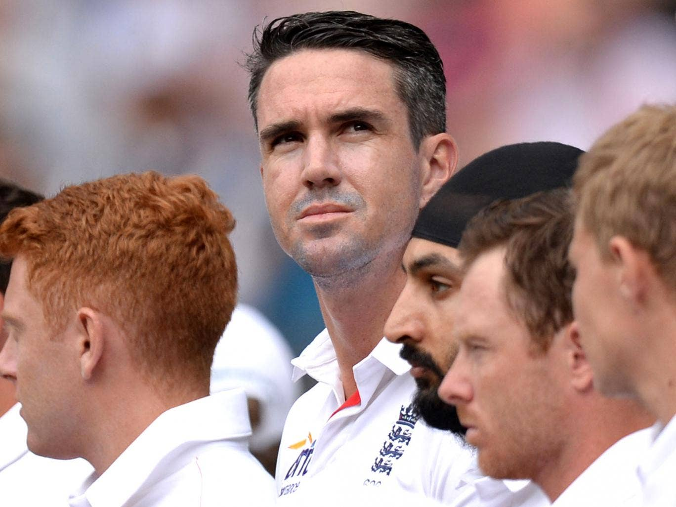 Kevin Pietersen is adamant he wishes to 'continue playing for my country'