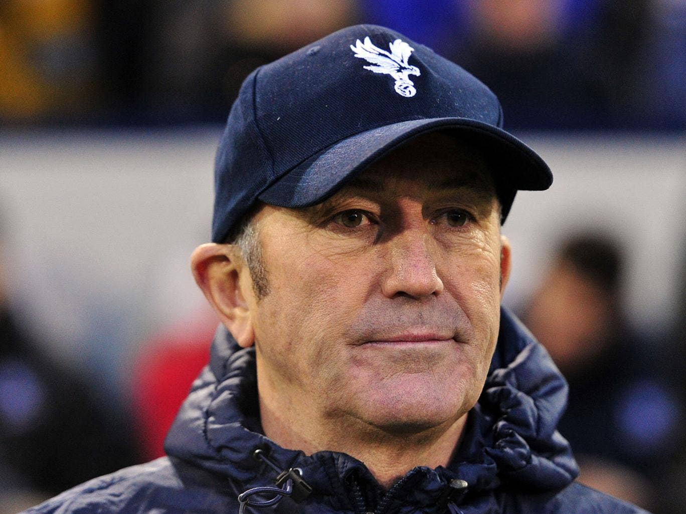 Tony Pulis wants to strengthen his Crystal Palace side with players that are willing to 'roll their sleeves up'