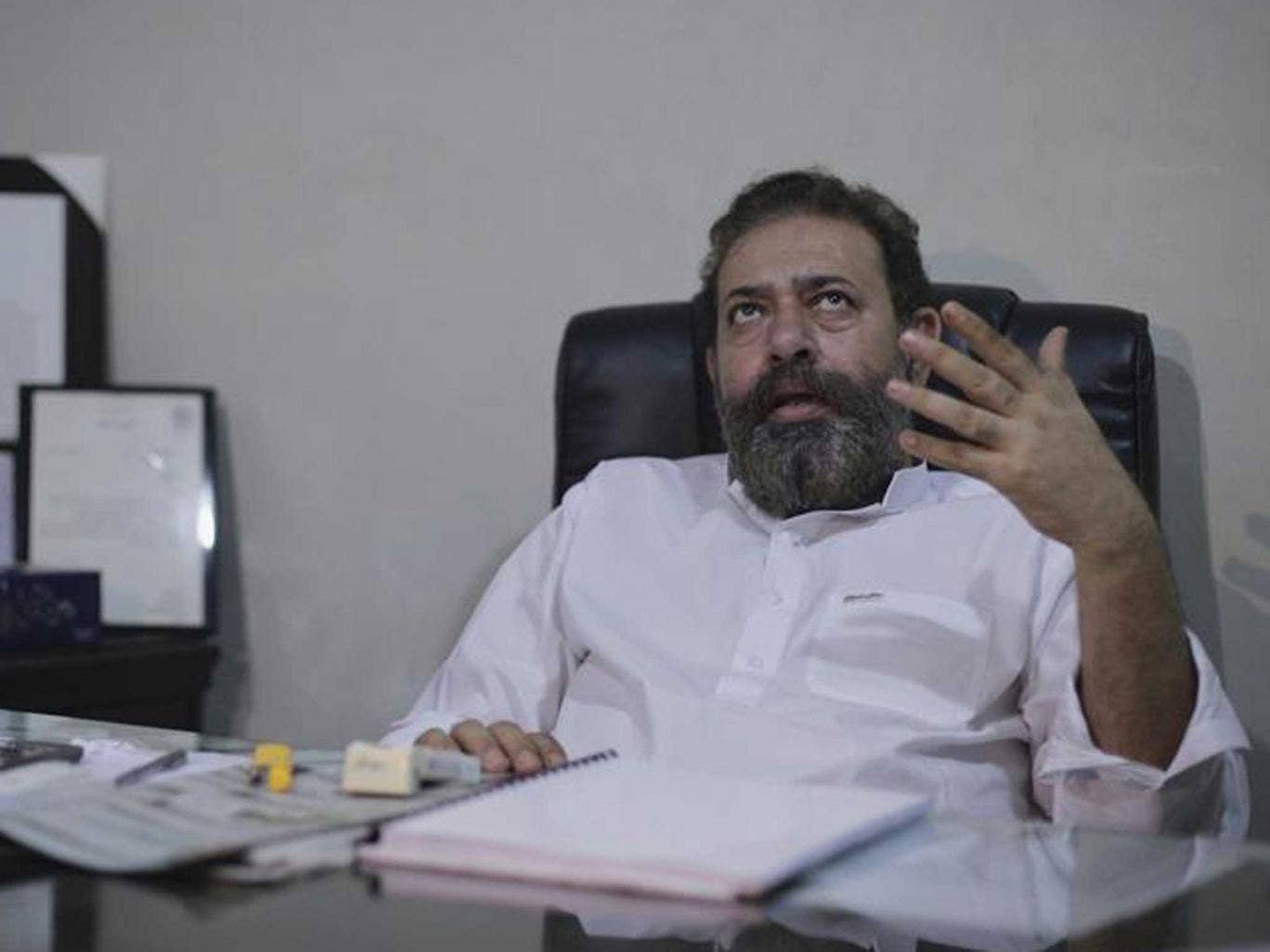 Chaudhry Aslam Khan was renowned for taking on the bad guys in Karachi