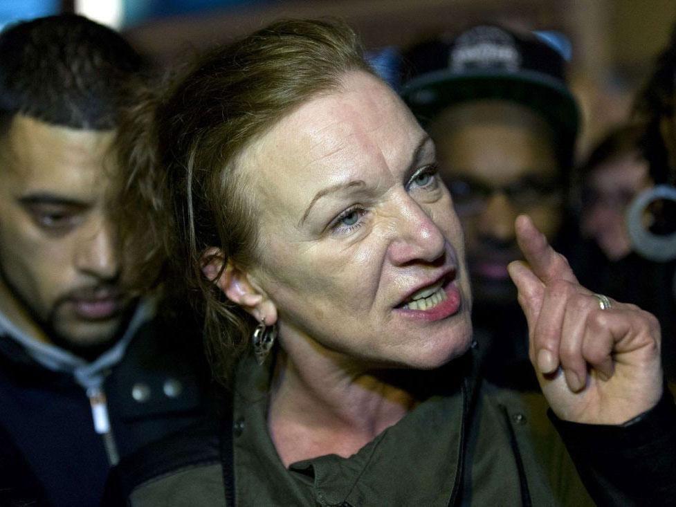 """Carole Duggan has urged """"no more demonstrations, no more violence"""""""