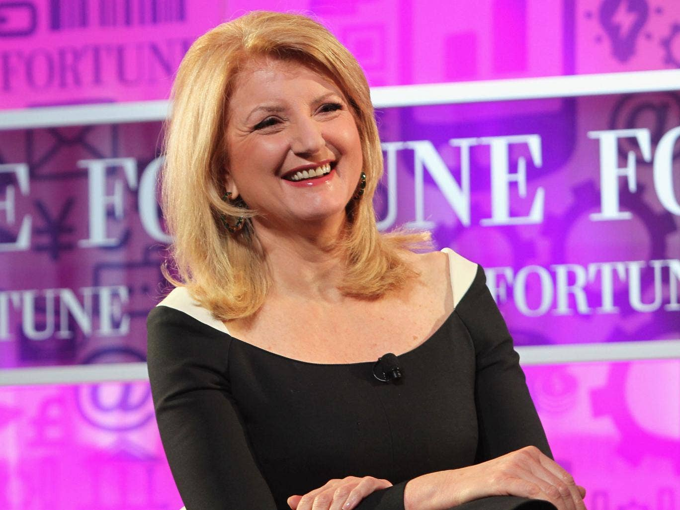 Arianna Huffington is joining force with Nicolas Berggruen to launch 'The World Post'