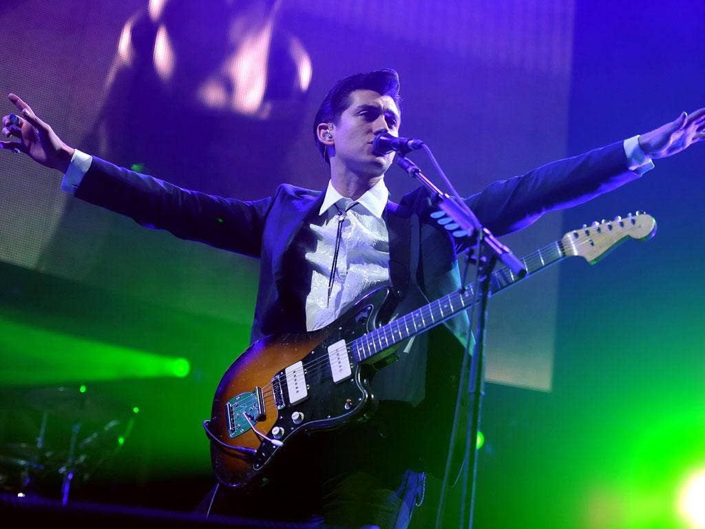 Arctic Monkeys headline this year's Reading and Leeds festivals, but there's a whole host of other bands to check out too