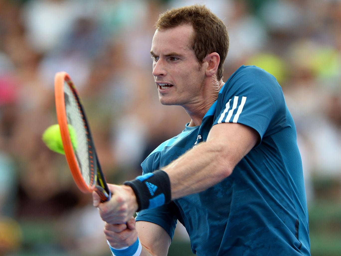 Andy Murray will face Go Saeda of Japan in the first round of the Australian Open.
