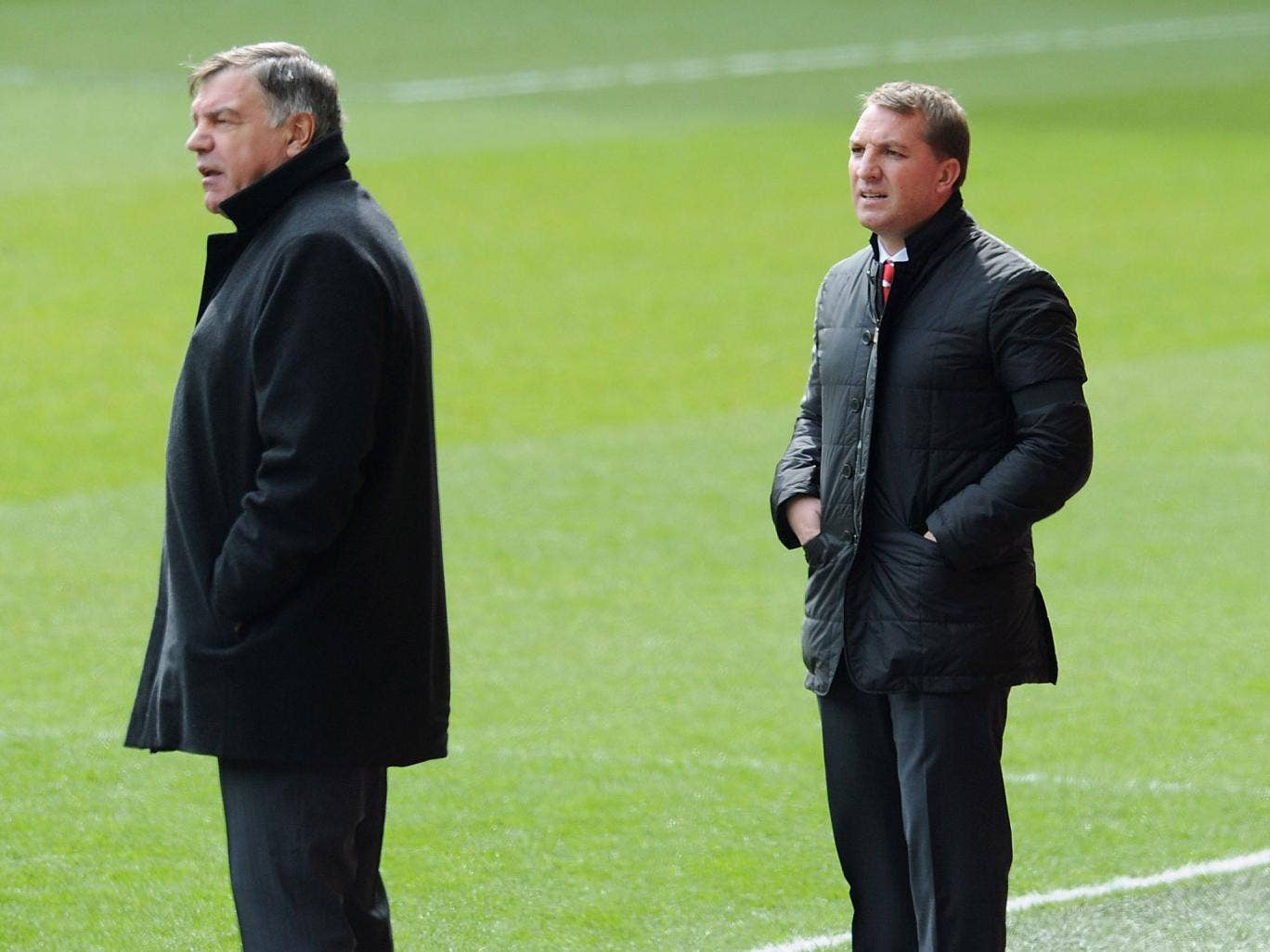 West Ham manager Sam Allardyce has been backed by Liverpool boss Brendan Rodgers for doing an 'excellent job' given the number of injuries his squad have