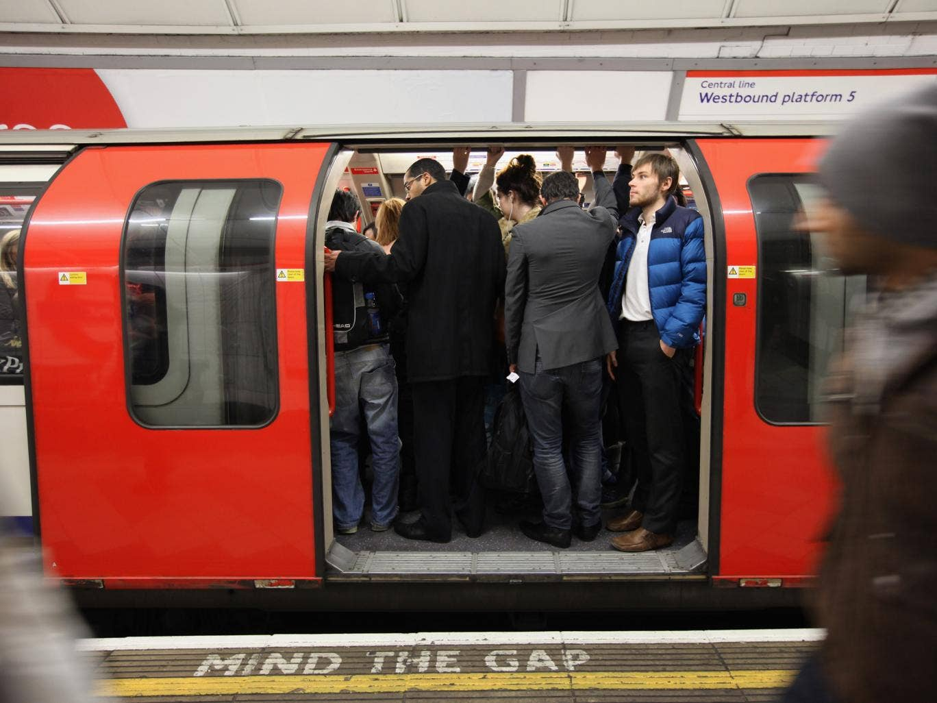London commuters face the threat of disruption in the coming weeks
