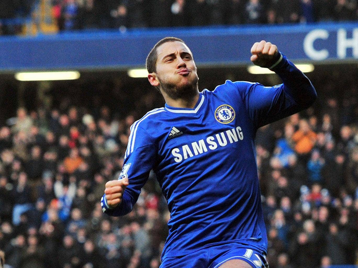 Eden Hazard has learnt to work for the team and seeks to dominate games, claims Jose Mourinho