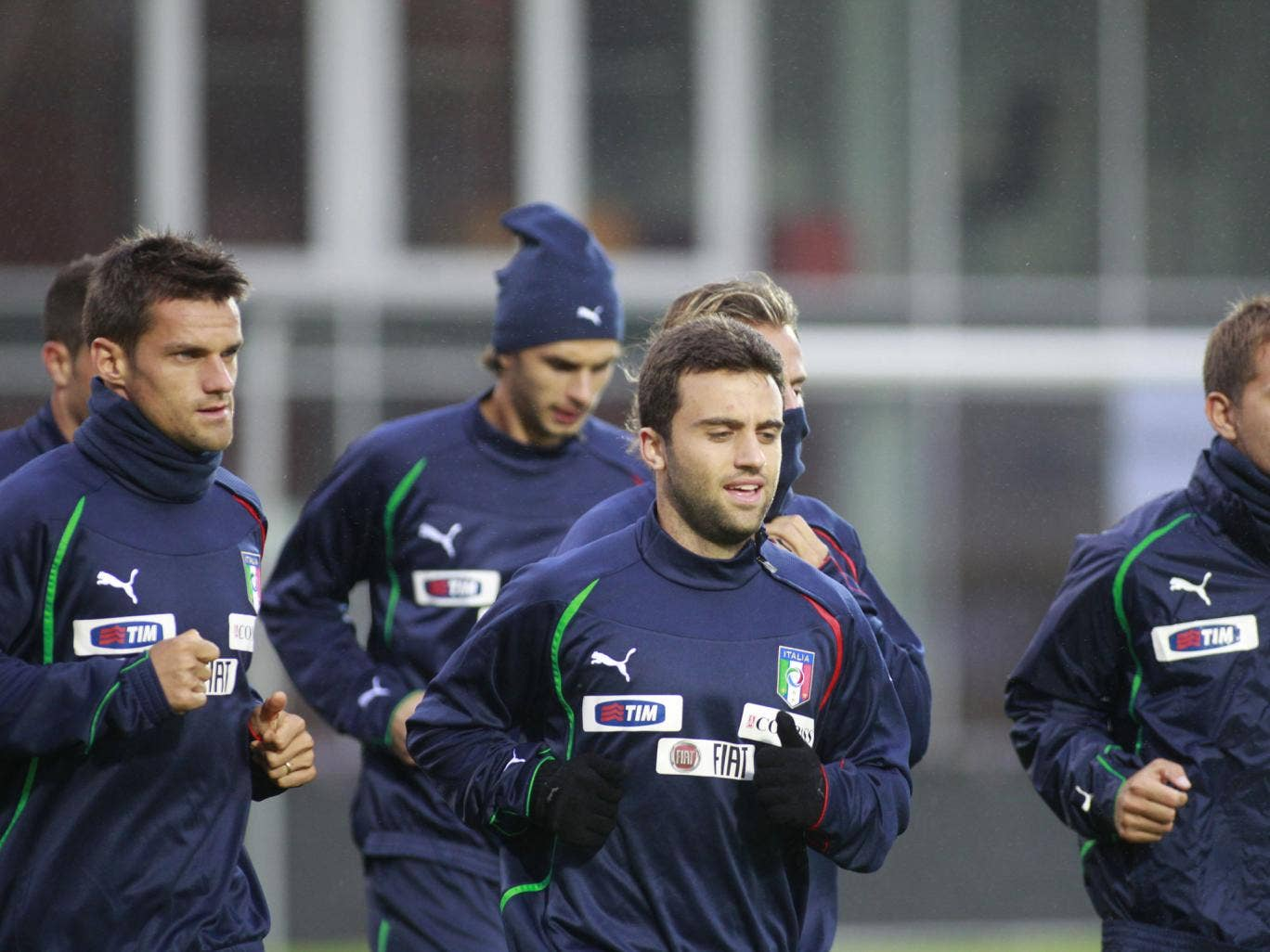 Guiseppe Rossi has suffered an injury to his cruciate knee ligament