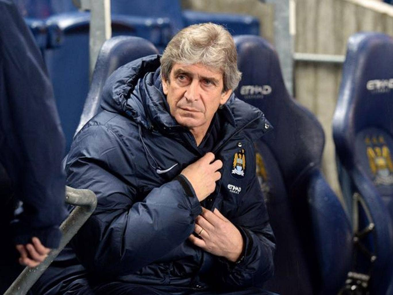 Pellegrini is cautious when it comes to talk of multiple trophies