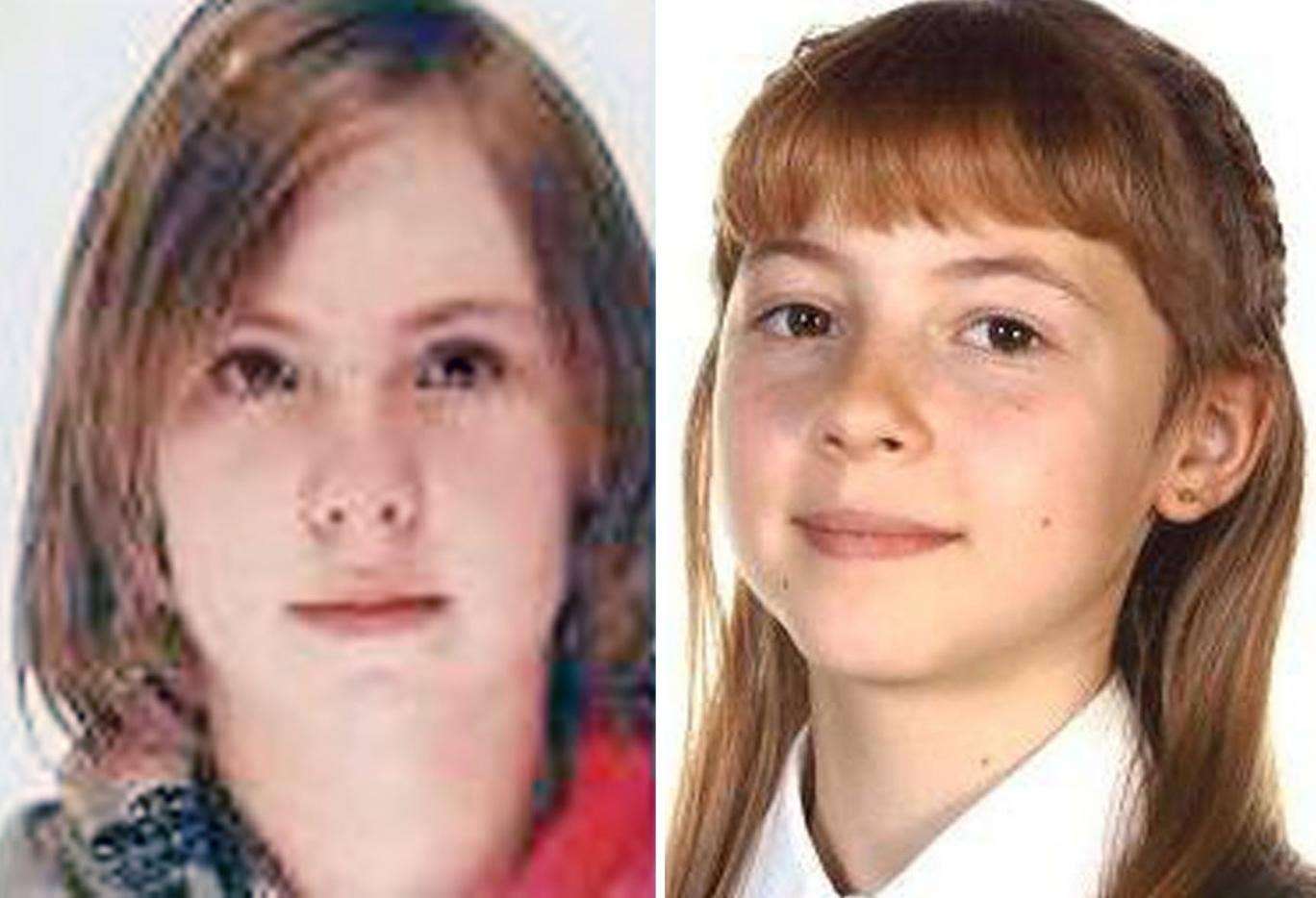Police are searching for Wiktoria Popiel (left) and Vitalija Sidlauskaite (right) who were reported missing after a walk to a local bus stop in north London