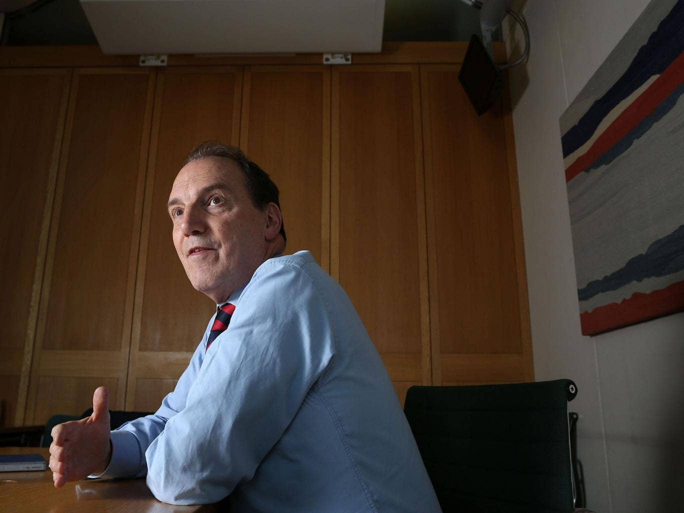 Simon Hughes has taken a ministerial role after 30 years at Westminster