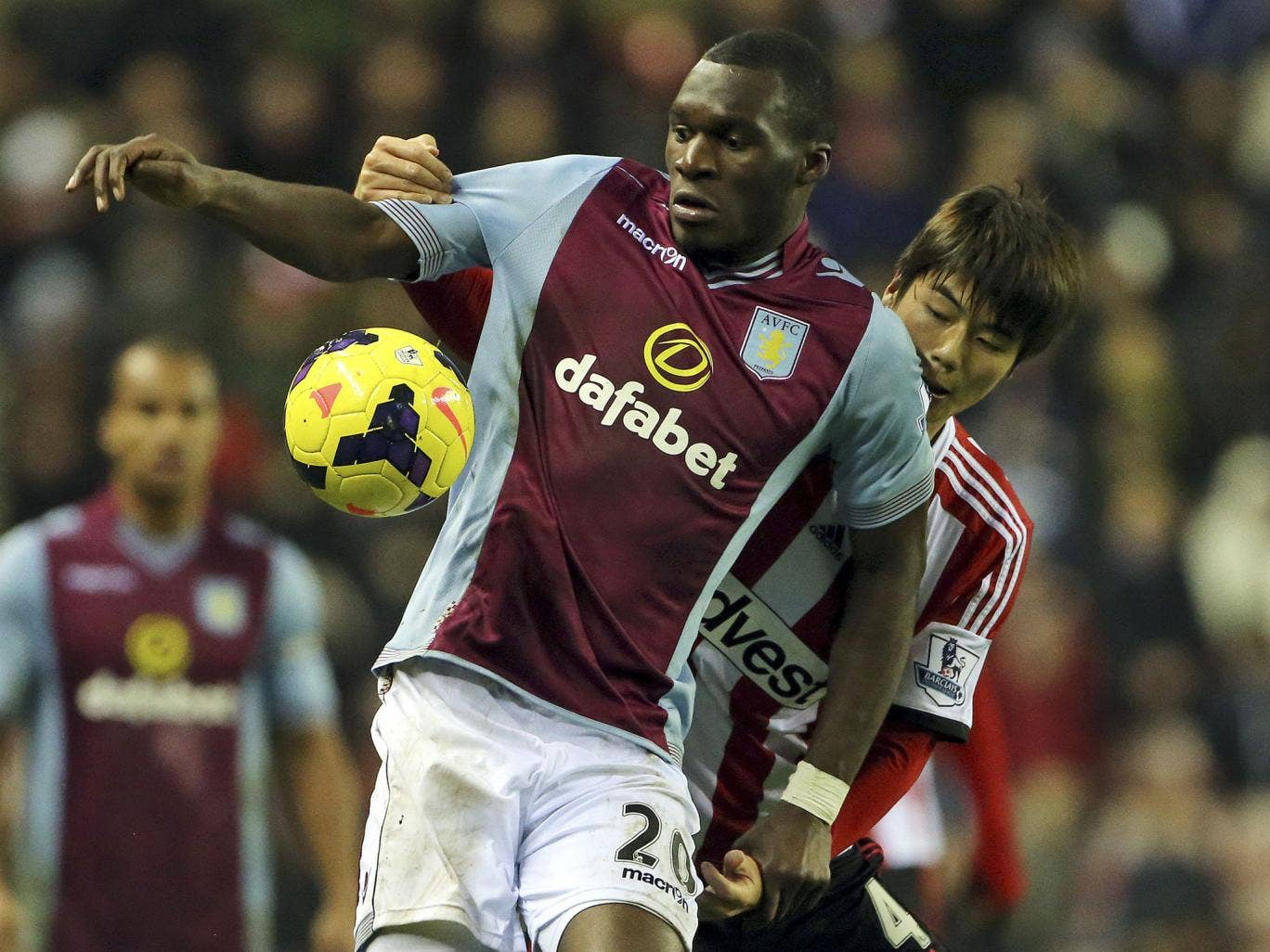 Christian Benteke's barren run in front of goal now extends to nearly four months