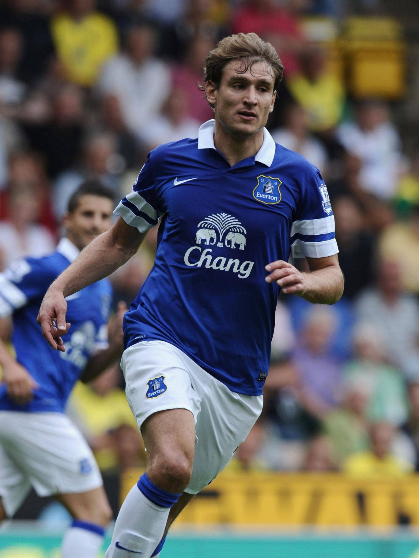 Nikica Jelavic will be moving to Hull City from Everton