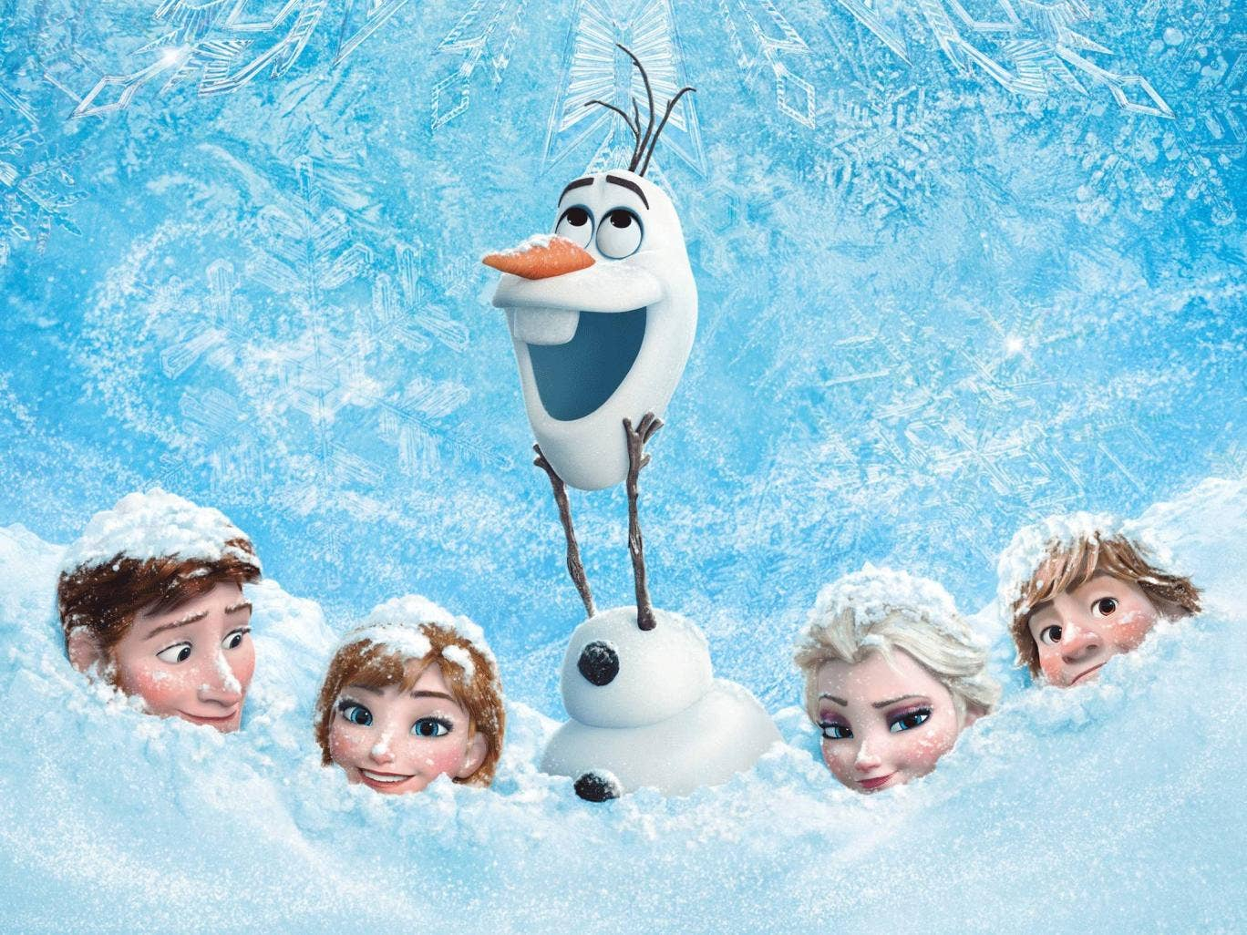 It looks like your favourite Frozen characters will be making a big screen comeback