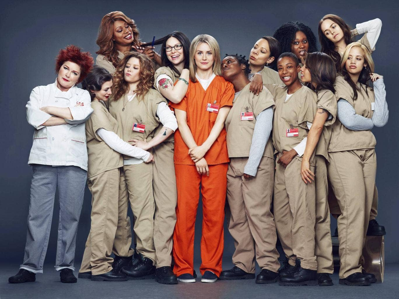 Original Netflix series such as Orange Is The New Black are to benefit from a 'substantial' increase in investment