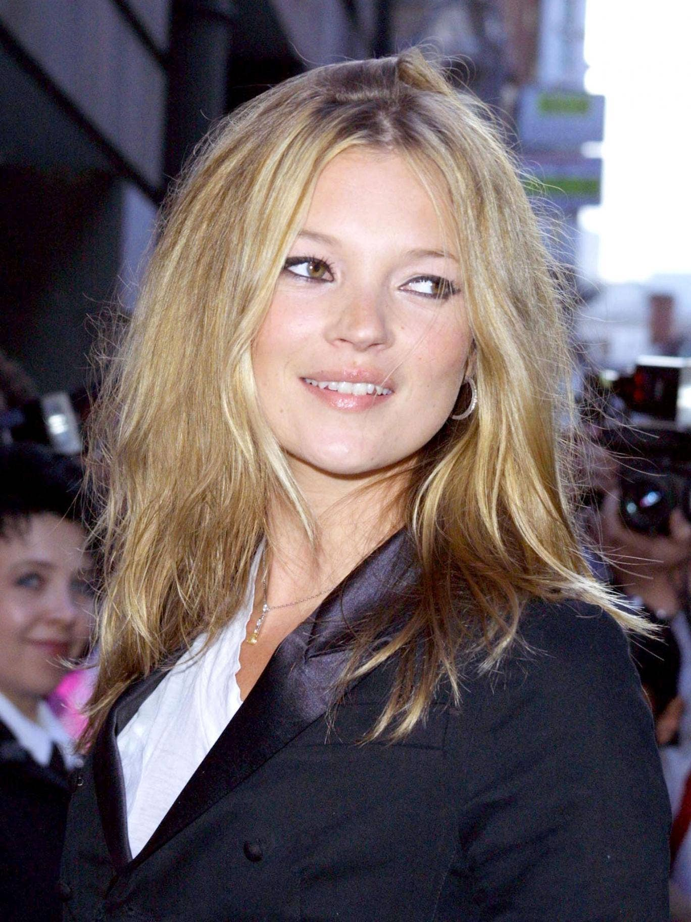 Kate Moss during Rimmel London Launch Party at Tantra in London