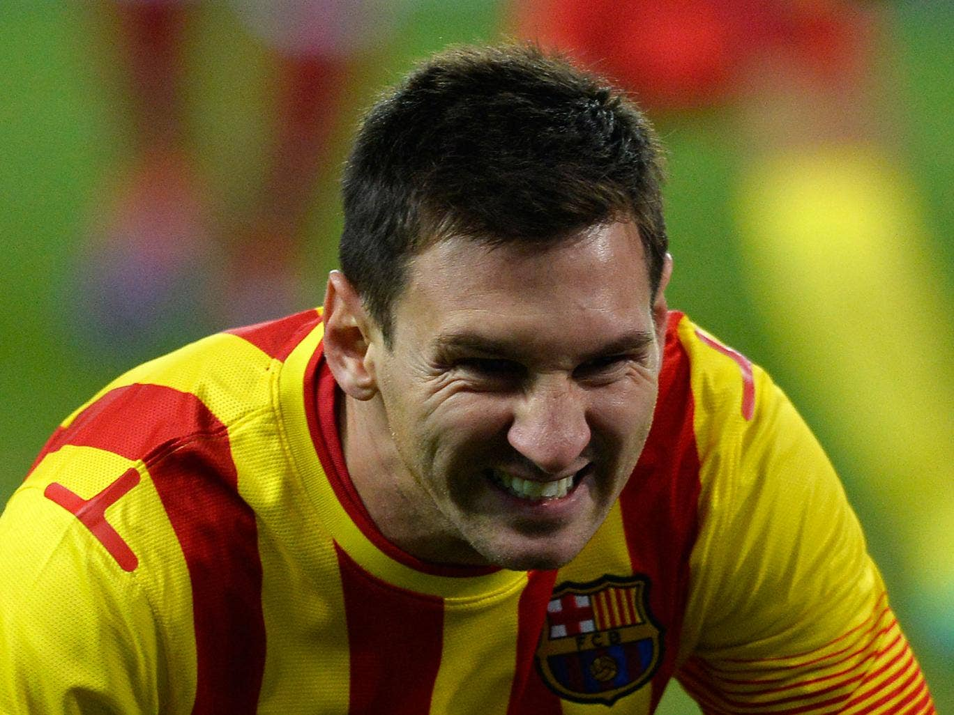 Lionel Messi has missed out on selection for Uefa's Team of the Year