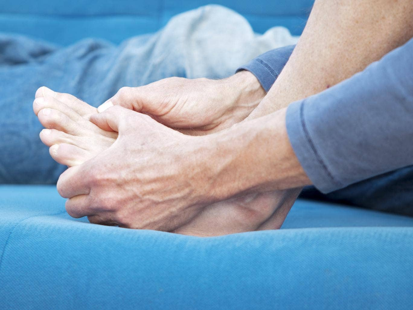 Gout is caused by a the formation of sodium urate crystals in the joints