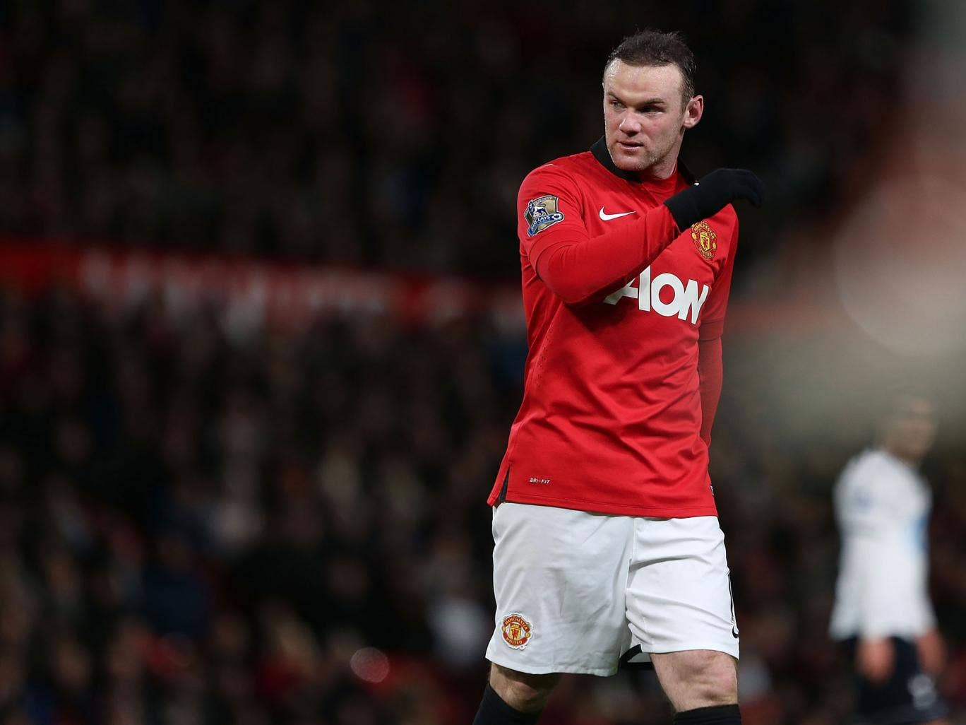 Wayne Rooney is unlikely to feature in Manchester United's trip to Chelsea on Sunday