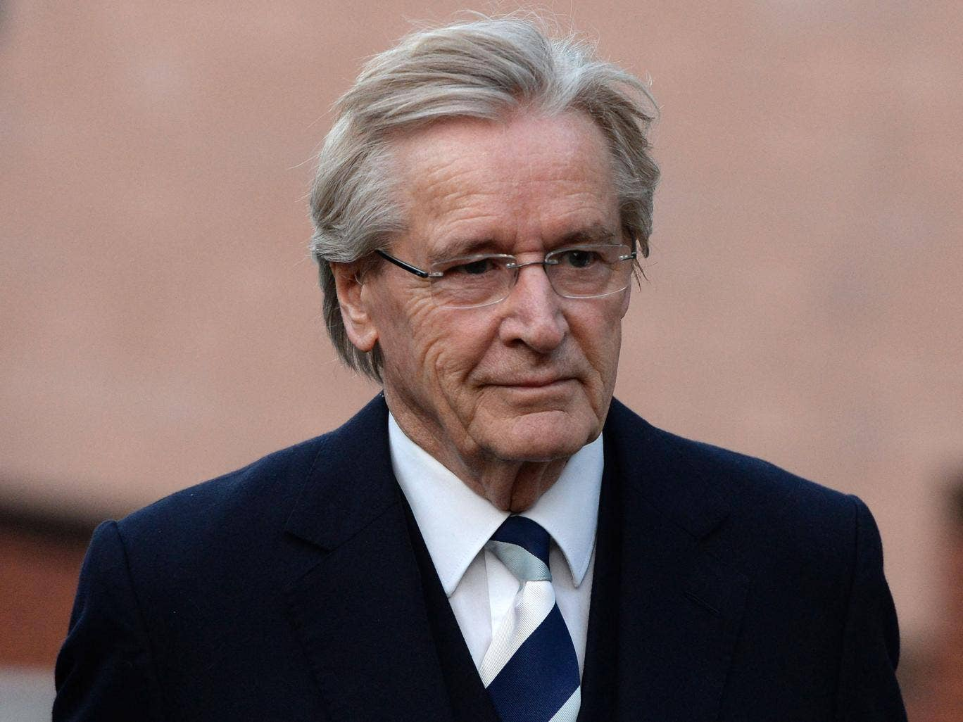 Coronation Street actor William Roache arrives at Preston Crown Court for the third day of his trial in Preston, Lancashire.