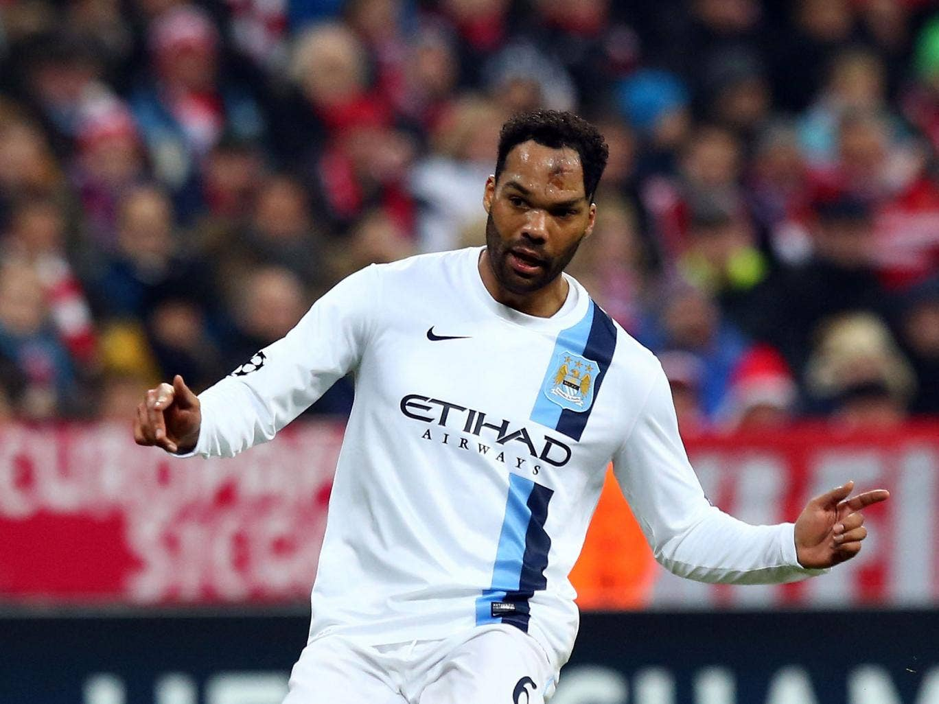 Manchester City defender Joleon Lescott has reportedly been told that he is free to leave Manchester City on loan for the remainder of the season