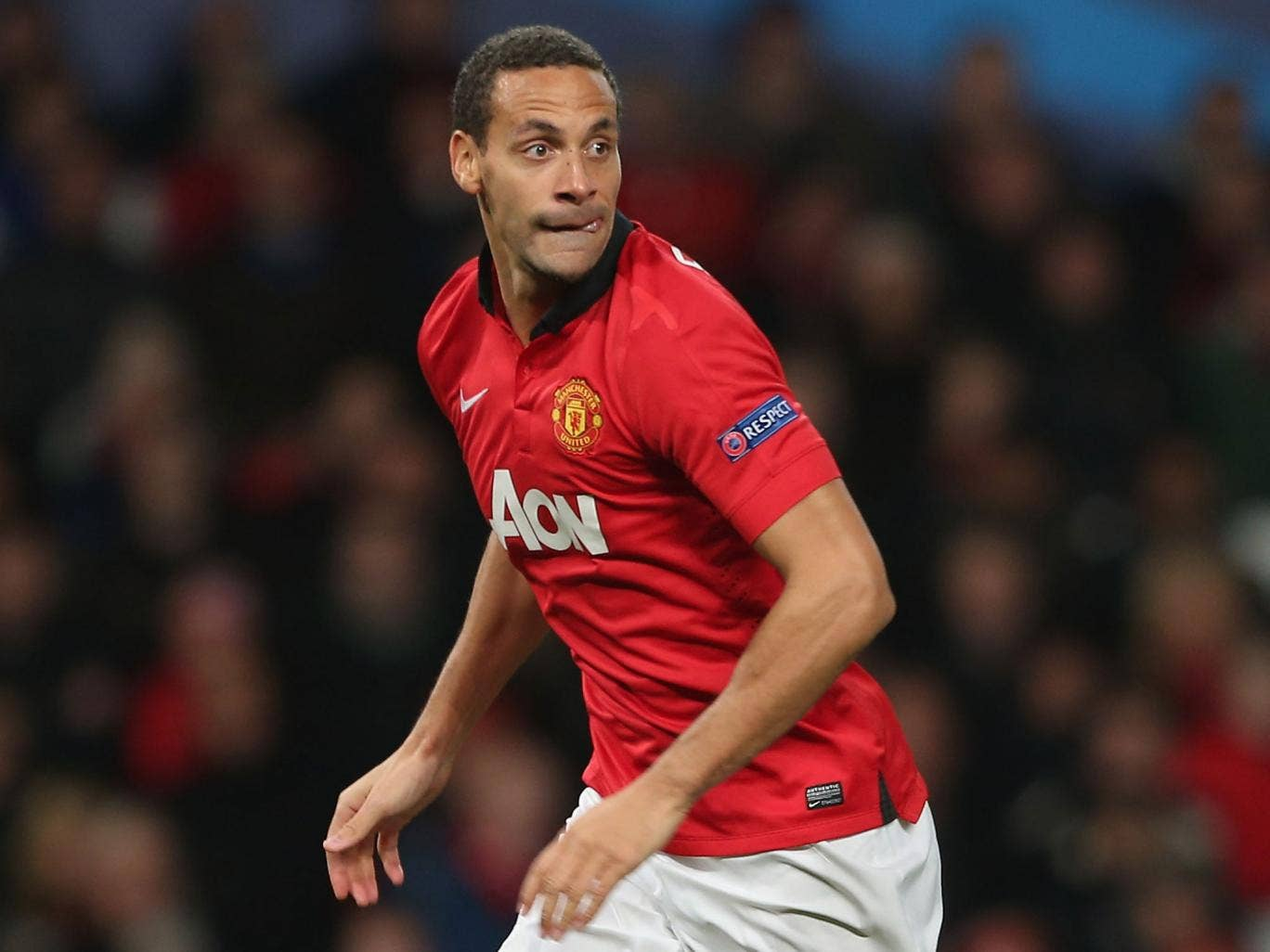 Rio Ferdinand could retire at the end of the season when his Manchester united contract expires to move into TV punditry