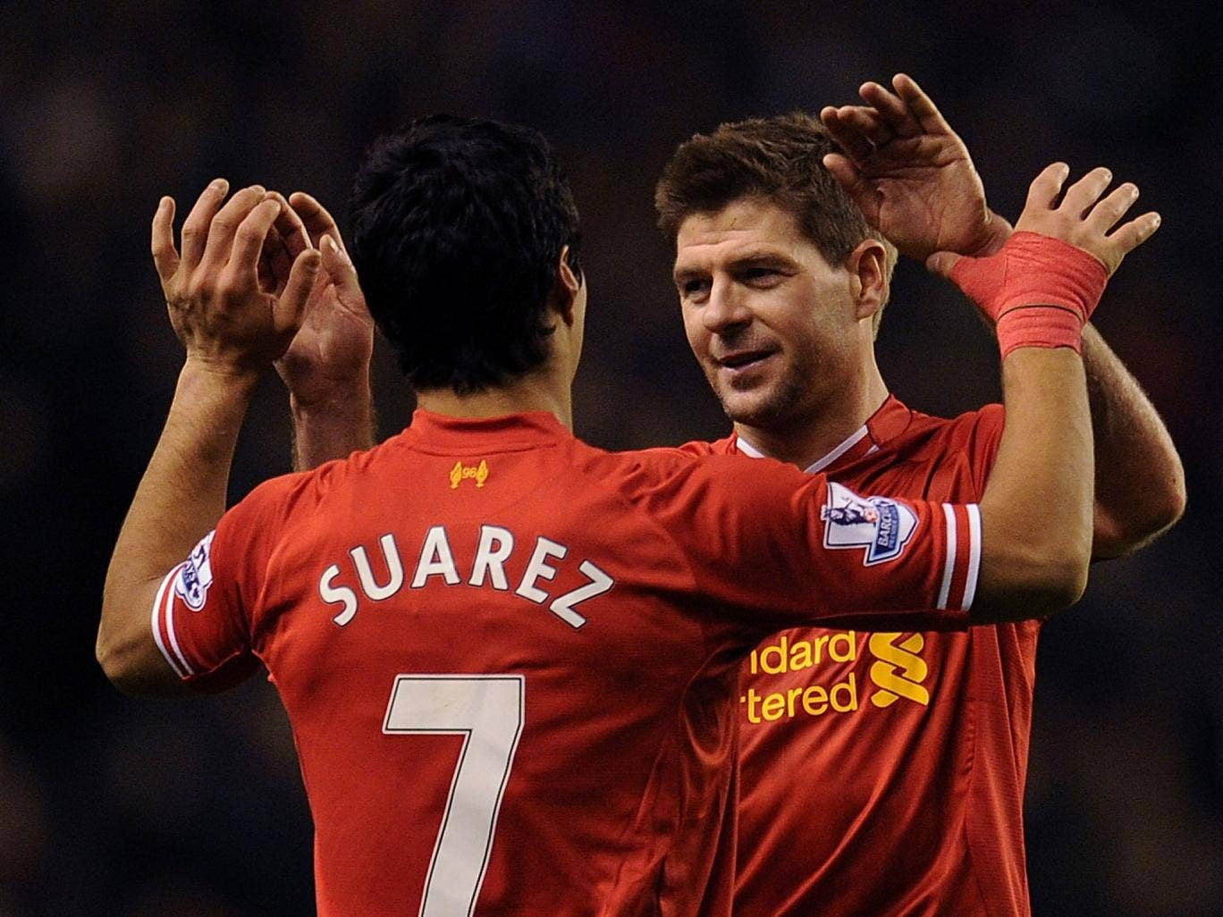 Steven Gerrard is one of the most intelligent players I have worked with