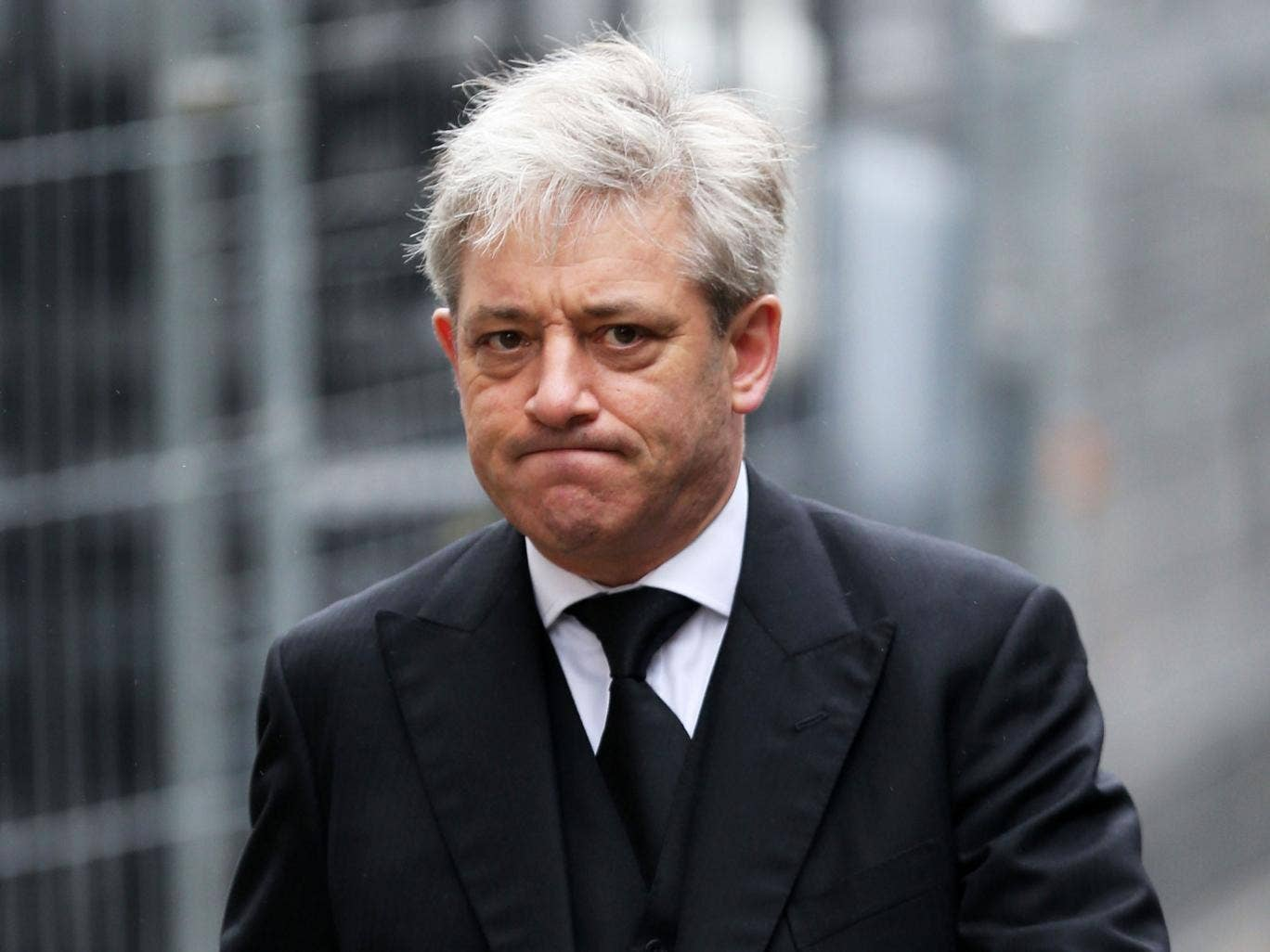 "Bercow also dismissed the idea that he had become a ""sex symbol"" since becoming Deputy Speaker"