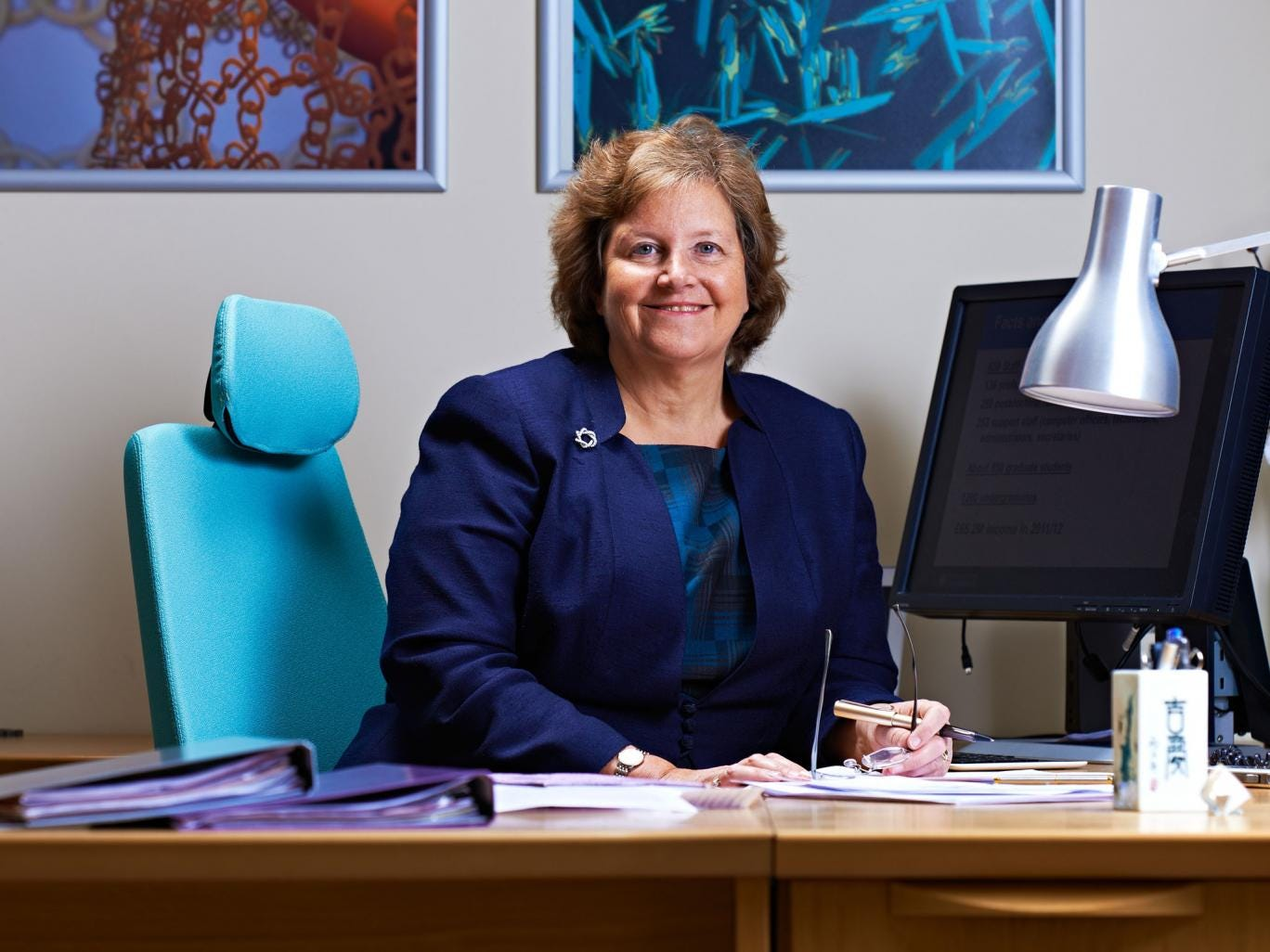 Dame Ann Dowling: 'When big projects go wrong, more often than not it's because the team didn't talk to one another'