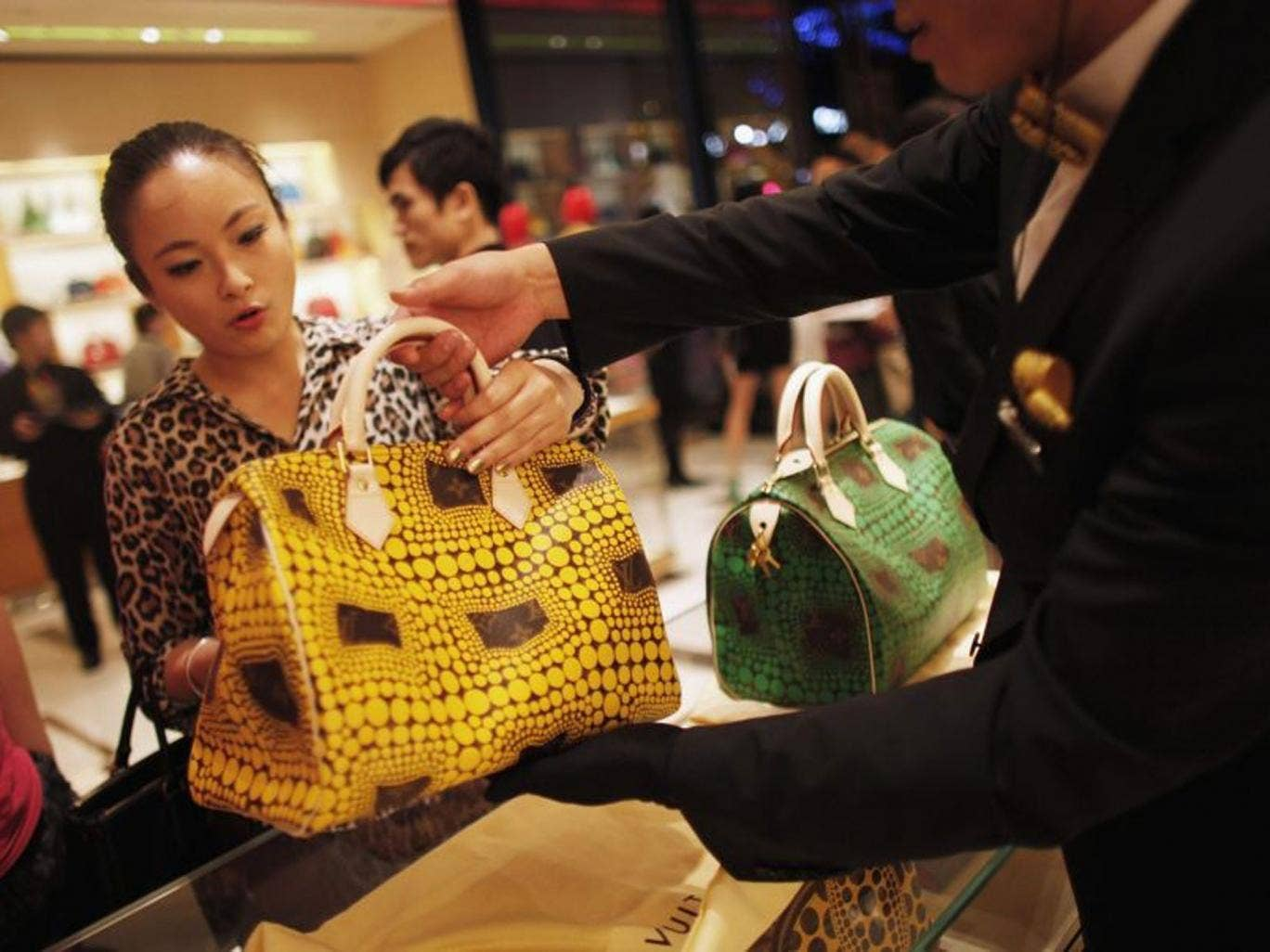 According to a recent estimate, there are now a million millionaires in China
