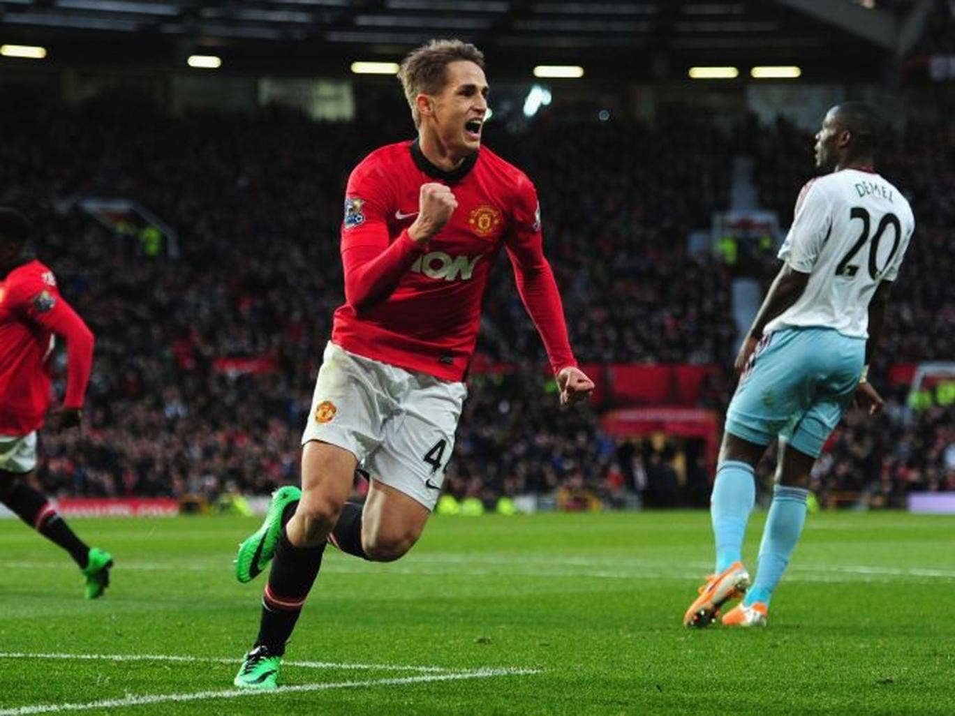 Mourinho's words will at the very least place further focus on the 18-year-old Belgium-born winger Adnan Januzaj