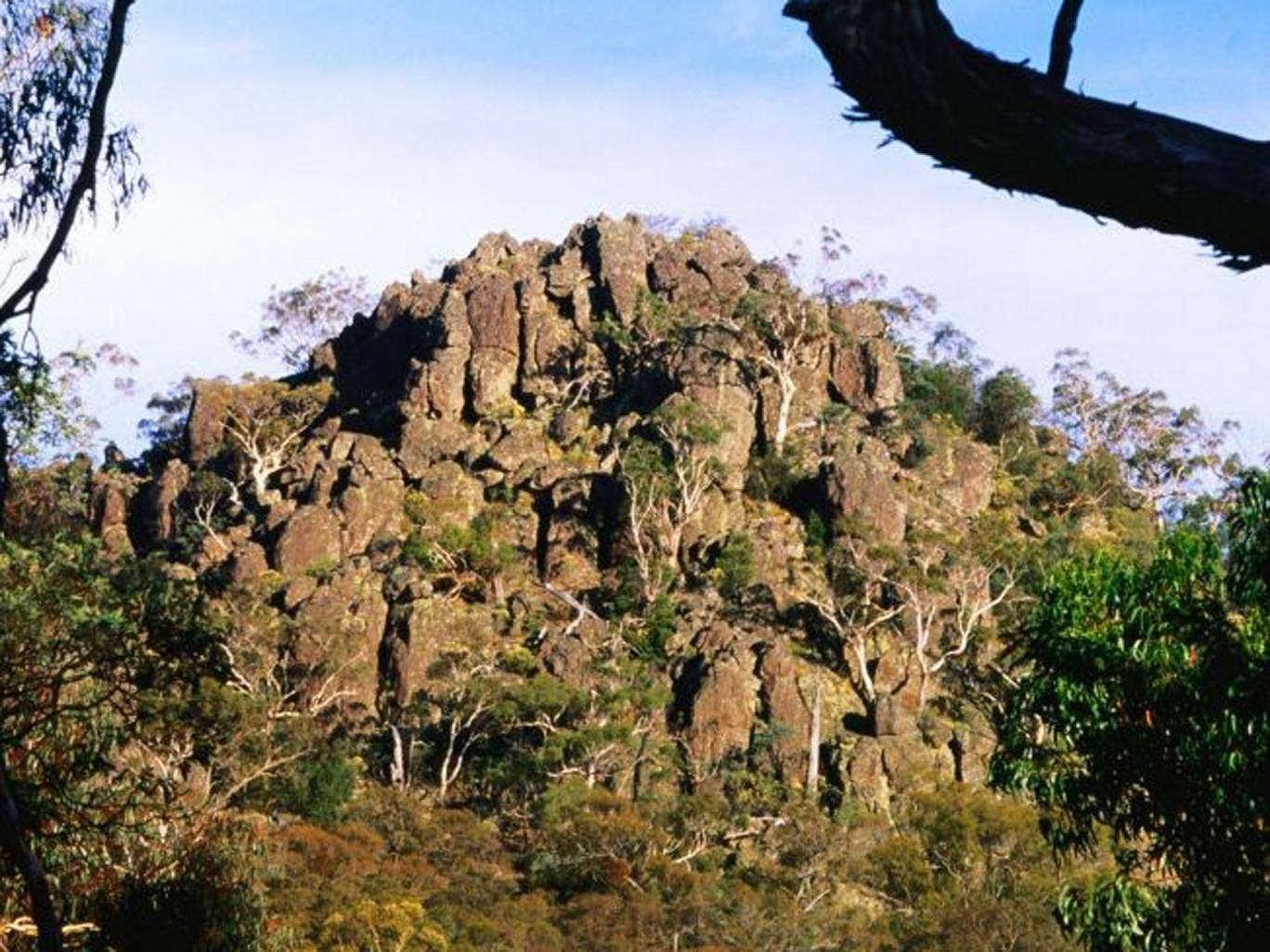 Hanging Rock is under threat