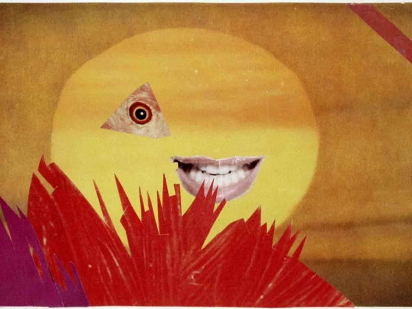 Little Sun (1969)  Collection of IFA, Stuttgart