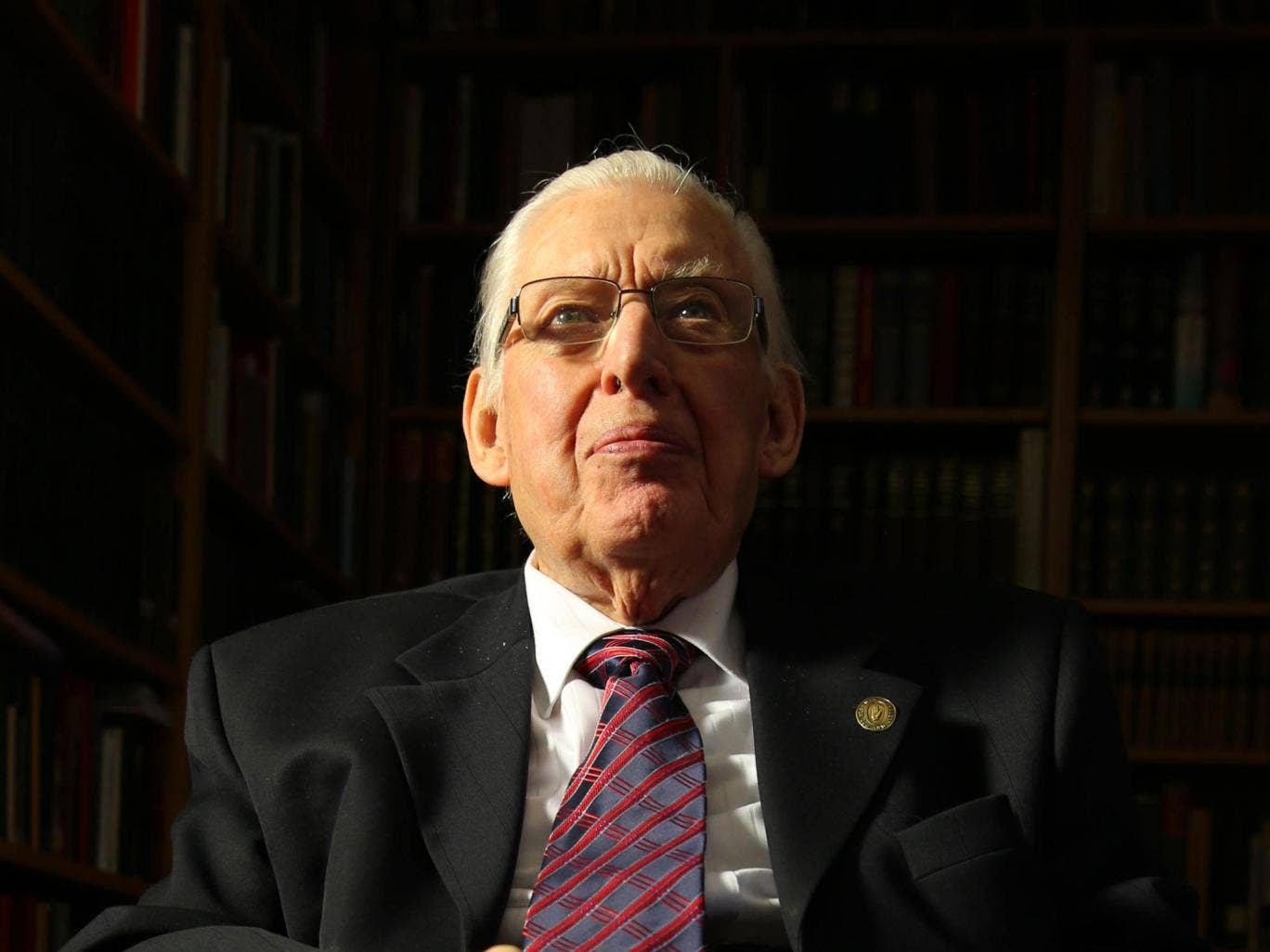Ian Paisley stepped down as Northern Ireland's First Minister in 2008