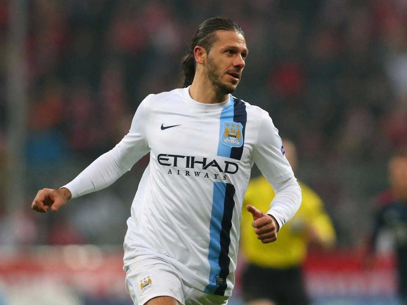 City's only outlay on defensive players last summer was £3.5m on Martin Demichelis