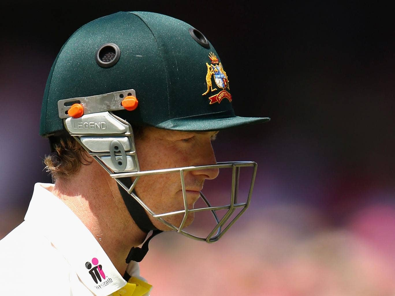 George Bailey has been dropped from the Australian Test squad that will tour South Africa