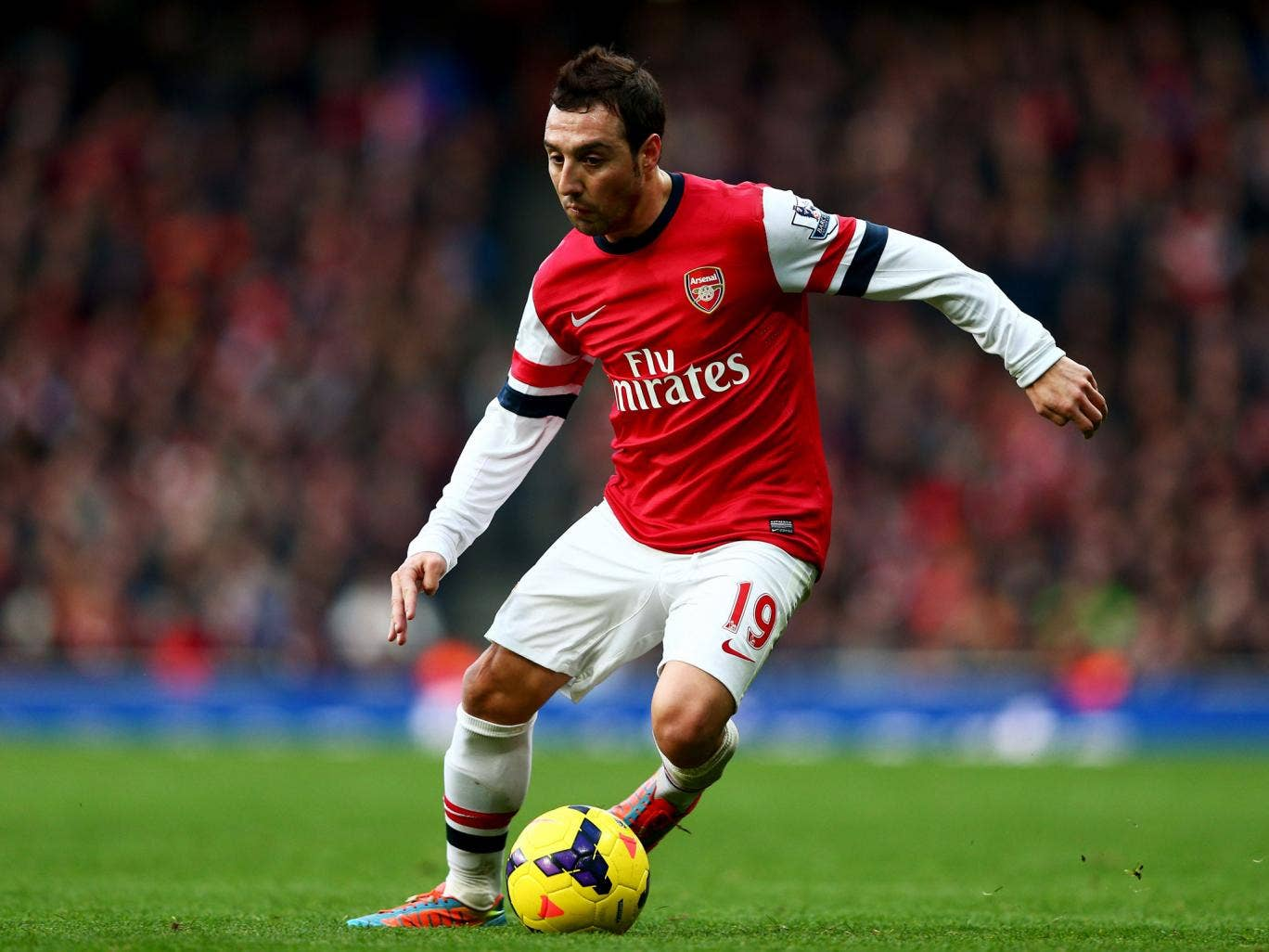 Santi Cazorla believes Arsenal are top of the Premier League table on merit following the 2-0 win over Fulham