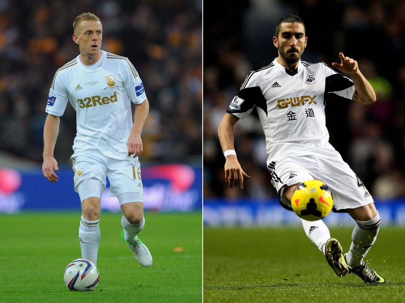 Garry Monk and Chico Flores were involved in a training ground bust-up last week, the club have confirmed