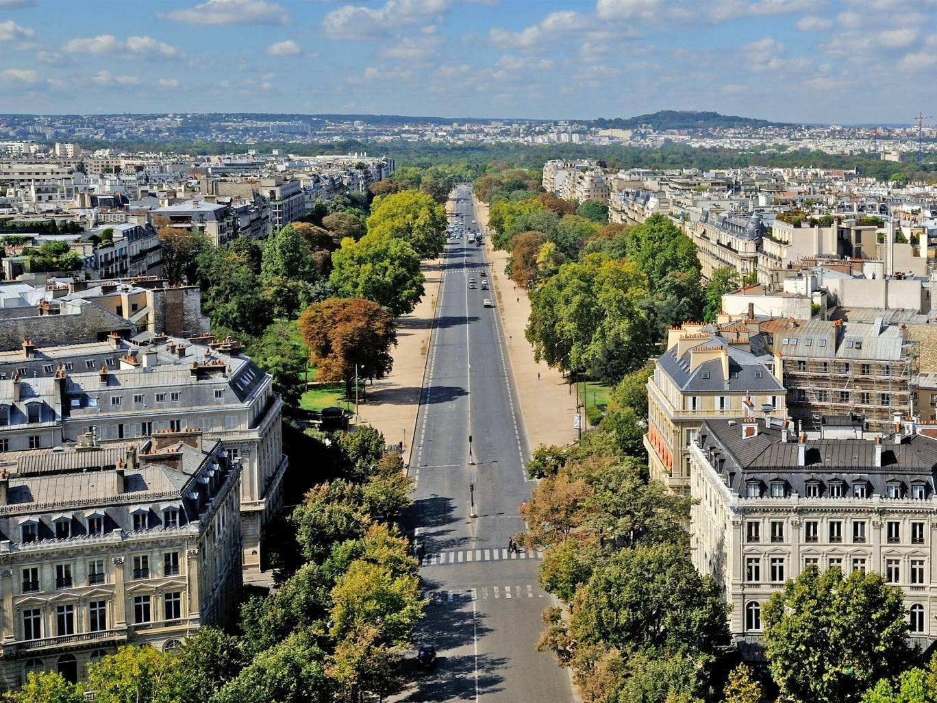 Avenue Foch is home to billionaires including the families of dictators