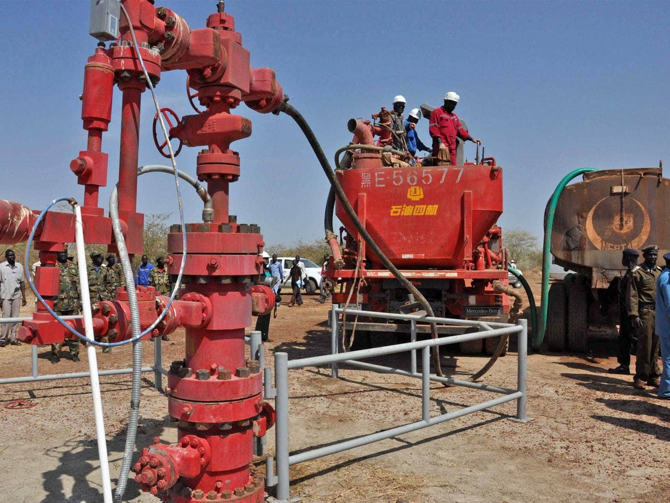 Some oil operators in South Sudan have shut down and evacuated workers
