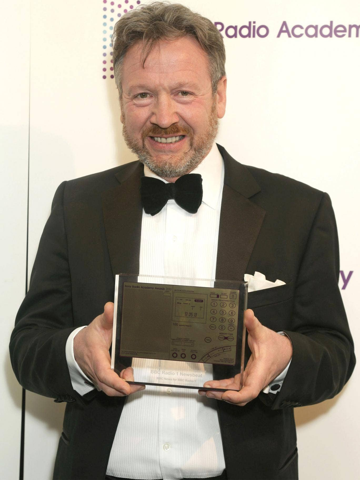 Rod McKenzie won a Best News and Current Affairs Programme Award for 'Newsbeat' at the Sony Radio Academy Awards